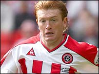 Sheffield United's Stuart McCall