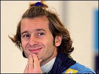 Renault driver Jarno Trulli