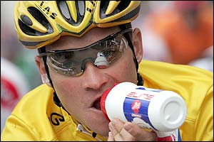 Frenchman Thomas Voeckler
