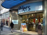 Allders store