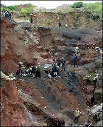 Shinkolobwe mine
