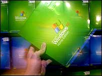 Windows XP product