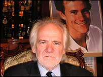 Juan Carlos Blumberg, Axel's father