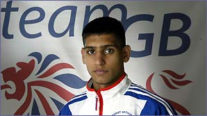 Amir Khan will be Great Britain's only boxer in Athens
