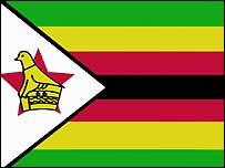 Zimbabwe's national flag