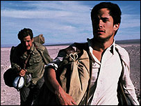 Still from the Motorcycle Diaries