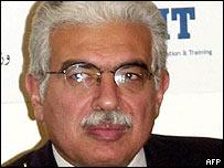 Ahmed Nazif