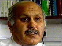 Professor Deepak Prasher