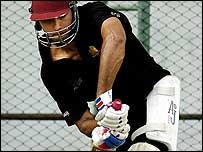 UAE batsman Asim Saeed