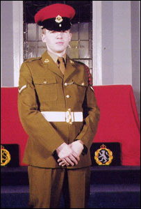 Corporal Paul Long
