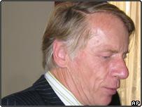 British high commissioner to Kenya, Edward Clay