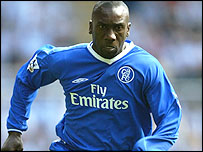 Jimmy Floyd Hasselbaink - one of the club's new signings