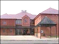 Llandudno magistrates' court