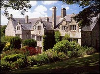 Trerice. Photograph courtesy of the National Trust