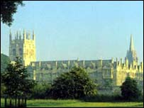 Merton College  [photograph copyright of Merton College]