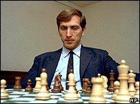 Bobby Fischer in 1971