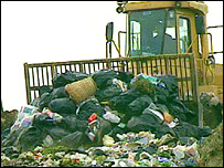 Landfill site, AP
