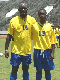 picture of george weah
