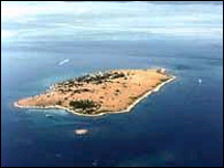 A view of a Croatian island for sale (Photo: Broker Real Estate)