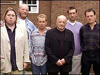 Cast of Auf Wiedersehen, Pet