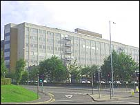 Singleton hospital, Swansea