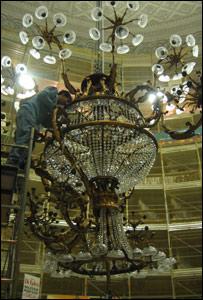 Renovación de La Scala