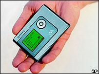 Sony new Walkman