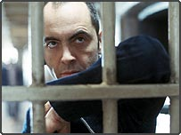 James Nesbitt as Tommy Murphy in the BBC's crime drama Murphy's Law
