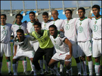 Morocco's Under-20 national team