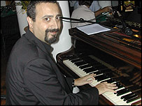 Issam, Rick's bar pianist