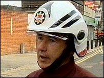 London Fire Brigade Assistant Commissioner Malcolm Kelly