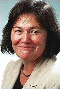 Claire Short, miembro del parlamento -laborista.
