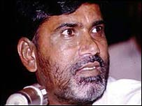 Chandrababu Naidu former Chief Minister of Andhra Pradesh