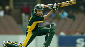 Michael Clarke on the drive for Australia A