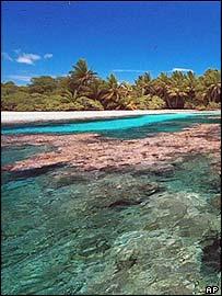 Kiribati's Millennium Island