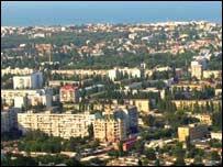 Махачкала (фото с сайта makhachkala.dgu.ru)