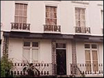 Peter Mandelson's old home