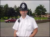 Sergeant Darren Jacks