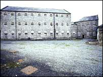The film is set in Armagh women's prison