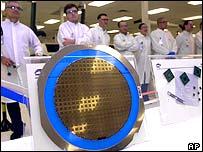 Intel chip plant