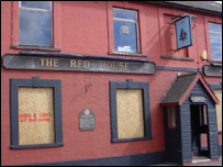 Red House Pub, Grangetown
