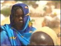 Juma, a refugee from Sudan