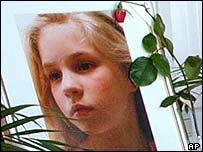 A photograph of Elisabeth Brichet