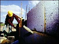 Builder at work (generic)