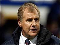 Ipswich boss Joe Royle