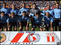 Uruguay, Copa Am�rica 2004