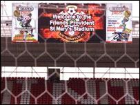 Friends Provident St Mary's Stadium, Southampton