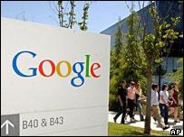 Google's headquarters
