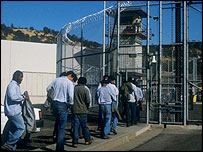 US prison