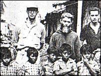 Virgilio Reyes-expedición 1954
